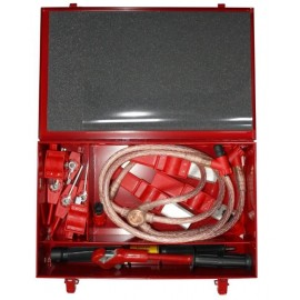 ARCUS 950 50 Įžemiklių komplektas saugiklių lizdams ( iki 1 kV)