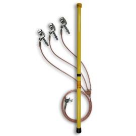 ARCUS 530 001 219 Trifazis įžemiklis įrenginiams ( iki 1 kV)