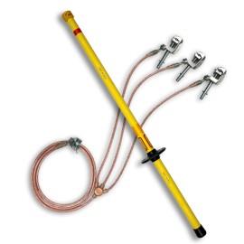 ARCUS 530 001 109 Trifazis įžemiklis įrenginiams ( iki 10 kV)