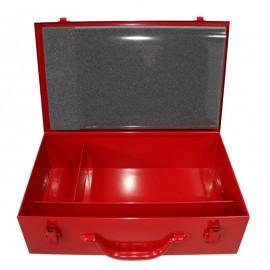 ARCUS 615 059 Metalinis lagaminėlis įžeminimo komplektui saugiklių lizdams