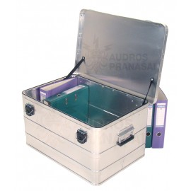 ALPOS A86 SET aliuminė dėžė