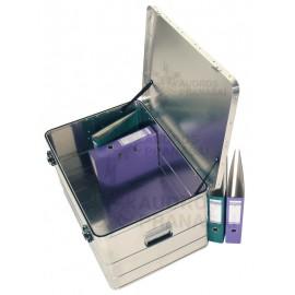 ALPOS A118 SET aliuminė dėžė