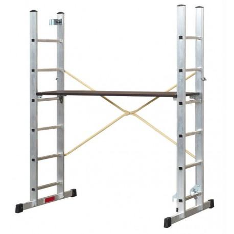 Pastolis su kopėčiomis ALPOS 41-06