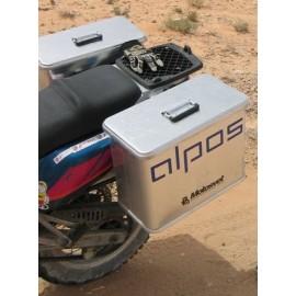 Dėžės motociklams ALPOS C32 MOTO