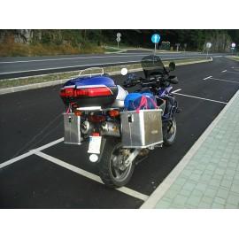 Dėžės motociklams ALPOS C41 MOTO