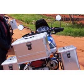 Dėžės motociklams ALPOS C35 MOTO