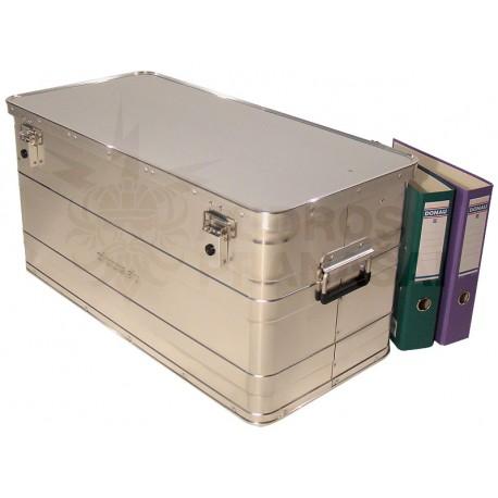 ALPOS B90 aliuminė dėžė