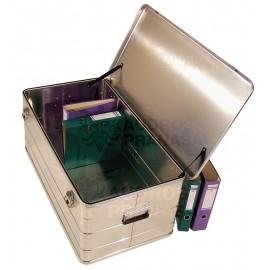 ALPOS C140 aliuminė dėžė
