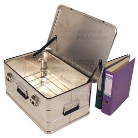 ALPOS C47 aliuminė dėžė