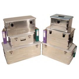ALPOS C59/C91 dviejų aliuminių dėžių rinkinys