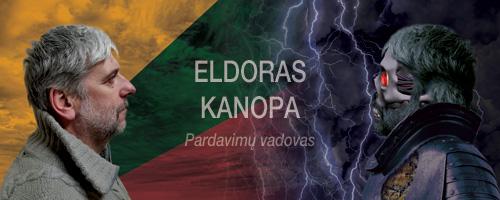 ELDORAS KANOPA Pardavimų vadovas