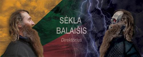 SĖKLA BALAIŠIS Direktorius